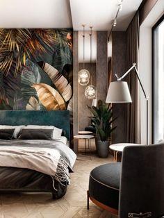 Modern Luxury Bedroom, Luxury Bedroom Design, Master Bedroom Interior, Bedroom Bed Design, Home Room Design, Luxurious Bedrooms, Home Decor Bedroom, Interior Design Living Room, Luxury Bedrooms
