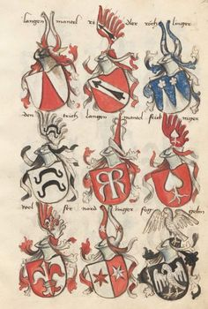 Meisterlin, Sigismundus / Mülich, Hektor: Augsburger Chronik -  SuStB Augsburg 2 Cod H 1 - 1457 -  Folio 249