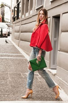 #muserebelle #colourblossom #streetstyle #fashionblogger