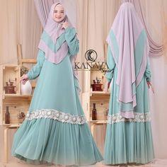 Hawwa Syari by Kanaya Bridesmaid Dresses, Wedding Dresses, Fashion, Bride Maid Dresses, Bride Gowns, Wedding Gowns, Moda, La Mode, Weding Dresses