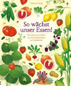 """""""So wächst unser Essen!"""" - Kinderbücher von Usborne"""