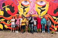 Mural art can enhance the life experience - an arguable effect of the arts in general