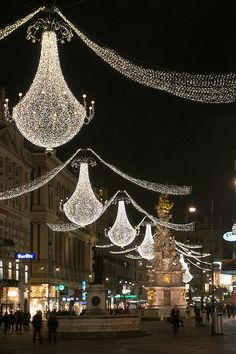 Christmas in Vienna, Austria