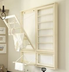 utility room storage solutions | Easy Laundry Room Storage Solutions