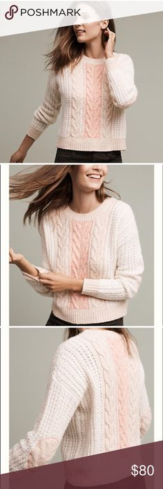 •Anthropologie• Brand new with tags. Super warm and cozy. Anthropologie Sweaters