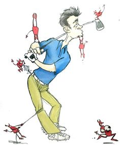 I'll often ask folks who come to my practice tee if they could master anything about the golf swing, what would it be. Few mention the golf club face. Golf Score, Golf Putting Tips, Chipping Tips, Club Face, Golf Instruction, Driving Tips, Golf Player, Perfect Golf, Golf Lessons