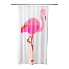 €14.99 SPRINGKORN suihkuverho (flamingo)