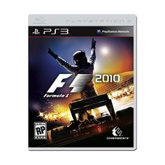 PS3 - Formula 1 2010, by €10 (EUR)