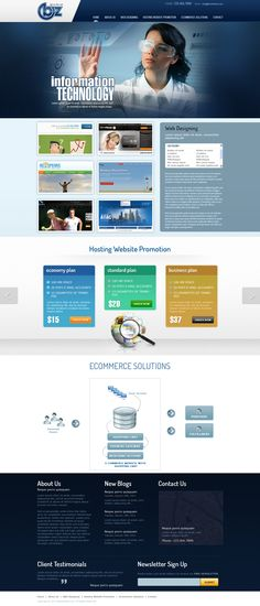 website-for-it-service-comp