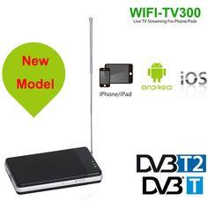 Cheap and elegant digital terrestrial receiver  #DVBT2