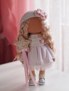 Фотографии Куклы ручной работы