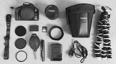 what's in my camera bag ?