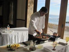 Cooking Class at Esperanza! Yummmm www.esperanzaresort.com