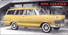 Opel 1961