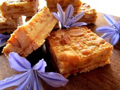 I'm not the owner of this recipe. I first tasted this creation a few years ago, when my sister brought back samples from various parties at her office. The owner of this delightful recipe was a wom...