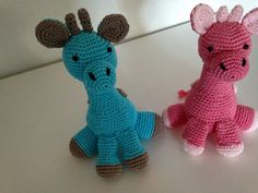 Babygirafjes made by MTKado