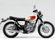 Honda CB 400SS
