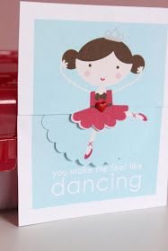Those Harker Girls: Ballerina Valentine