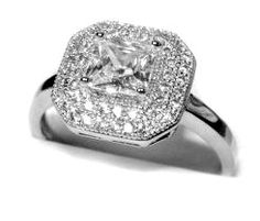 STERLING SILVER SQUARE MICRO PAVE CZ RING, NON-TARNISH SILVER, SIZE 10 Samantha's Treasure Chest http://www.amazon.com/dp/B00CL0X3HE/ref=cm_sw_r_pi_dp_EcPcub1G0XXGT