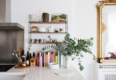 casa del caso: charme parigino, chez Samantha - via InsideCloset