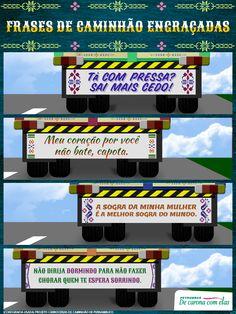 Tag As Melhores Frases De Parachoque De Caminhão Engraçadas