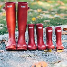 I cant even tell you how excited my kids are to have matching hunters with mommy They have worn them non stop and always tell me to wear mine needless to say I have worn pretty much hunter boots for the last few weeks since they got theirs lol They make the perfect Christmas gift too Shop my boots here httpliketkitpwRp and theirs are from janieandjack liketoknowit liketkit janieandjack