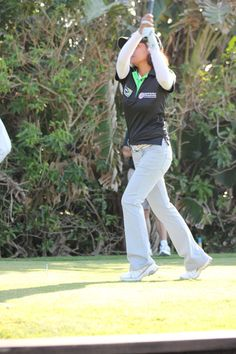 Jeshika Ramsunder - the first woman to finish in the top 3 of her flighting and qualify for the Team SA selection at the National Final in September