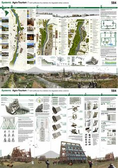 Shu Linus's media statistics and analytics Concept Board Architecture, Architecture Presentation Board, Architecture Drawings, Landscape And Urbanism, Urban Landscape, Landscape Design, Landscape Plane, Urban Design Concept, Urban Design Diagram