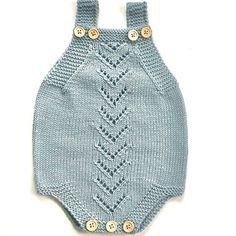 simply beautiful knitwear patterns by pippyeve on Etsy Crochet Baby, Knitted Baby, Knit Crochet, Baby Hats Knitting, Knitting Yarn, Easy Knitting Patterns, Stitch Patterns, Baby All In One, Knitted Romper
