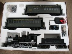 Bachmann G Scale train set