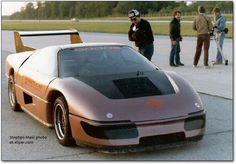 M4S-Wraith-PPG Pace Car