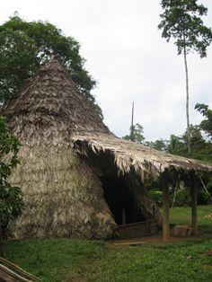 Bri Bri village, Costa Rica