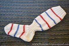 Kronevotter pattern by Tonje Haugli Knitting For Kids, Knitting Socks, Baby Knitting, Ann Louise, Knit Crochet, Pattern, Blog, Crafts, Inspiration