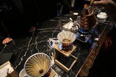 Las Brumas coffee in Pascucci Milano