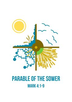 Parable of the Sower | Mark 4:1-9 by tylerneyens.deviantart.com on @DeviantArt