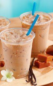 Iced Hazelnut Latte | Torani