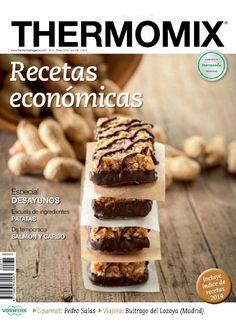 Thermomix magazine 75 enero 2015 par Luis Romao