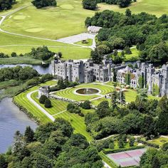 Ashford Castle Hotel Ireland #hotelsandresorts The magnificent five star #AshfordCastle is set in 350 acres on the picturesque shores of Lough Corrib. Dating back to 1228 the castle now enters a new chapter in its history as part of The Red Carnation Hotel Collection. With 82 guest rooms a wealth of activities and thoughtful touches enjoy acclaimed Irish hospitality on a grand scale. ______________________________________ by hotelsandresorts