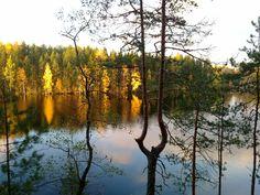 Porosalmi, Linnansaari National Park