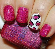 "Glam Polish ""Sorceress"" www.colorfulcrack.com"