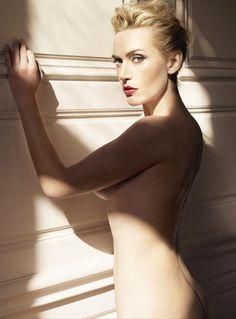 Kate Winslet by Mario Testino
