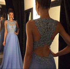Lace+open+back+prom+dress,+sexy+blue+prom+dress,+chiffon+prom+dress,+cheap+prom+dress+2017,+prom+dresses+online The+sexy+open+back+prom+dress+is+fully+lined,+4+bones+in+the+bodice,+chest+pad+in+the+bust,+lace+up+back+or+zipper+back+are+all+available,+total+126+colors+are+available. This+dress+c...