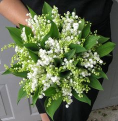 simple but elegant Lily of the Valley...