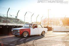 Sweet Datsun 510 Sleeper/Drifter