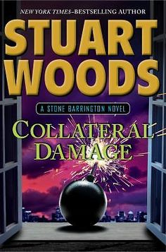 cool Collateral Damage by Stuart Woods Hardcover Book Club edition - For Sale View more at http://shipperscentral.com/wp/product/collateral-damage-by-stuart-woods-hardcover-book-club-edition-for-sale/