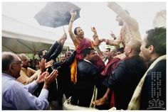 rainy #Baraat entrance #Indianwedding Fairfax VA