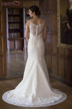 Augusta Jones Spring 2015 Bridal Collection