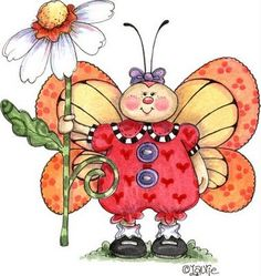 http://imagensdecoupage-borboleta-azul.blogspot.gr/search/label/Ilustrações de Laurie Furnell/Abelhas e Borboletas