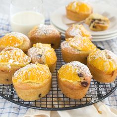 Friands - one of my favourite tea-time treats. These lovely little French almond cakes are also a firm favourite amongst New Zealand cafe-goers too, as they tend to be one of the few gluten-free cakes on offer. The great thing about friand. Cake Mix Recipes, Pound Cake Recipes, Baking Recipes, Dessert Recipes, Cupcakes, Cupcake Cakes, Cooking Chocolate, Chocolate Recipes, Tea Cakes