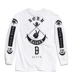 Blackscale x bornxraised